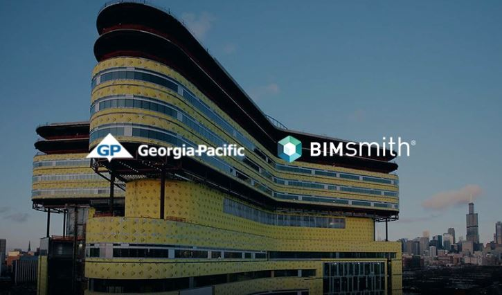 Georgia-Pacific Gypsum Partners with BIMsmith® to Expand BIM Content to Designers in the Building Professional Arena 4
